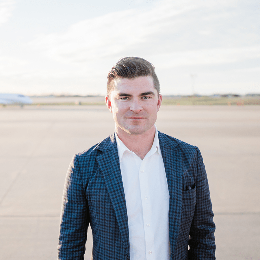 Thomas Nelson Aviation CEO