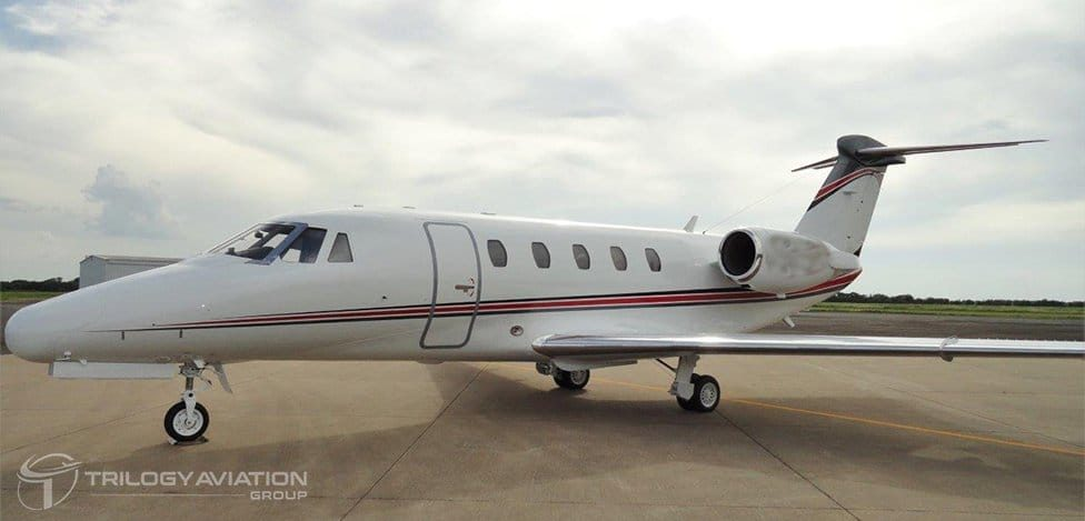citation VI jet charter flights