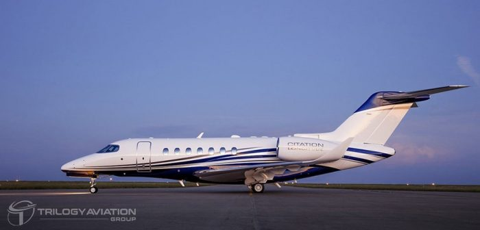 9 passenger private jet charter