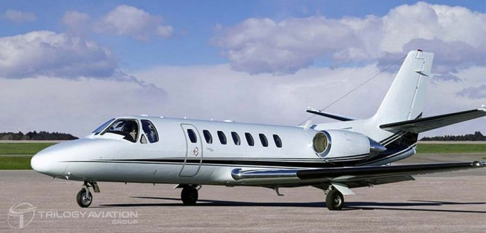citation ultra jet charters