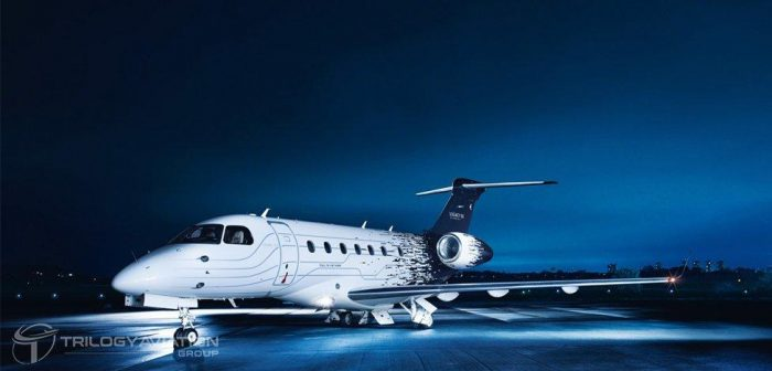 legacy 500 private jet charter service