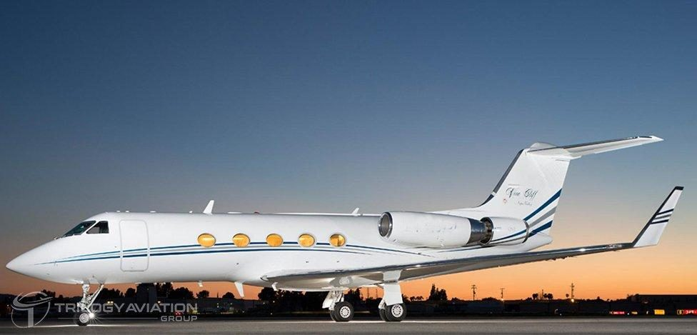 private jet rental gulfstream