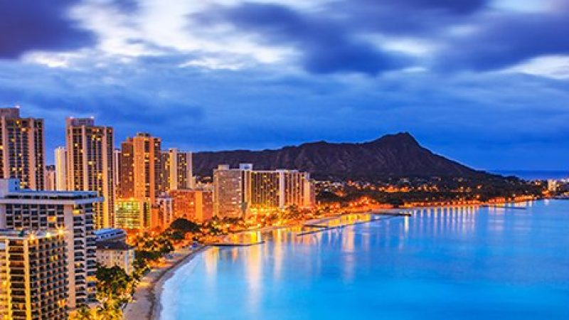 Hawaiian private jet charter