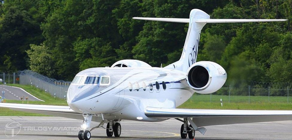 private jet charter gulfstream g500